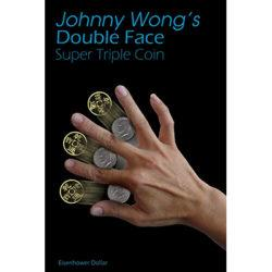 Double Face Super Triple Coin (with DVD)
