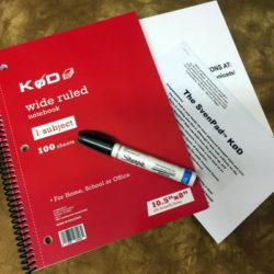 KOD Red Stage - SvenPad
