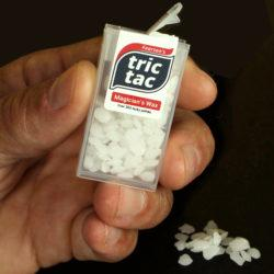 Tric Tac - Wax - Steve Fearson