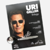 Uri Geller Trilogy (Signed Spoon & Box Set) by Uri Geller and Masters of Magic – DVD (Copy)