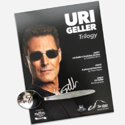 Uri Geller Trilogy