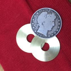Socked Coins Tommy Wonder - Barber Set - Van Dokkum