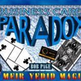 Paradox - Bob Page