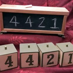 4 Block 4 Tell