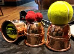 Copper Cups Brian Watson