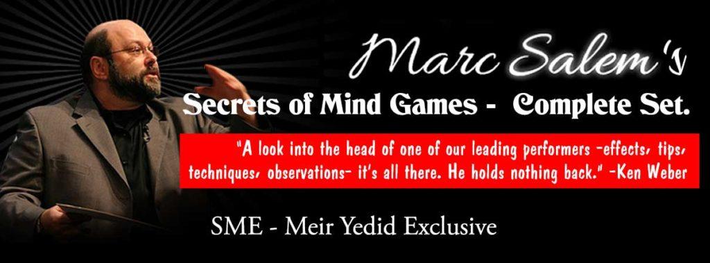 Marc Salem - Mentalist