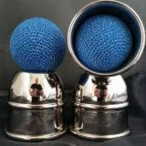 Brian Watson - Nickle Plated Cups and Balls
