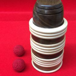 Signature Hardwood Cups and Balls - Paul Lembo