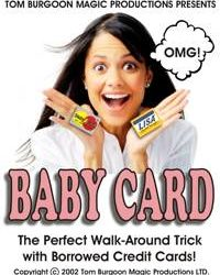 Baby Card - Tom Burgoon