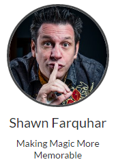 Shawn Farquhar - Magic Masters Summit