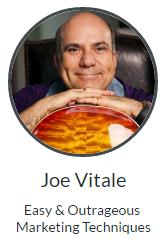 Joe VItale - Magic Master Sumit