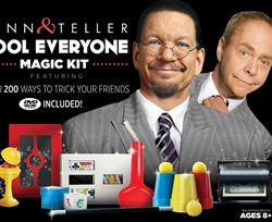 Penn and Teller Magic Kit