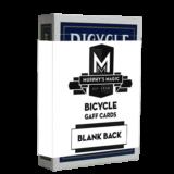 Blank Back Bicycle Deck
