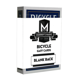 Blank Back Bicycle Deck