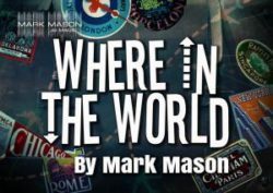 Where In The World - Mark Mason