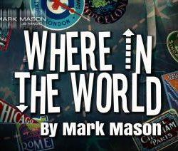 Where In The World - Mark Mason