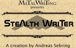 Stealth Writer - MetalWriting