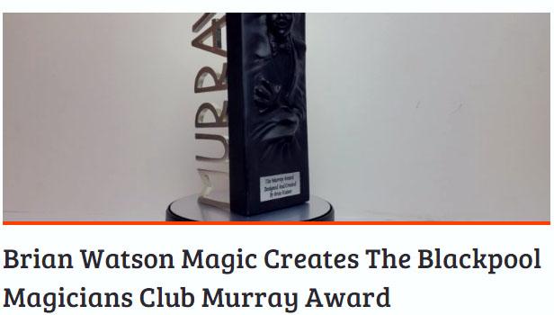 Brian Watson Magic
