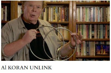Ken Brooke Linking Rings - Nick Lewin
