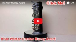 The Murray Award - Brian Watson
