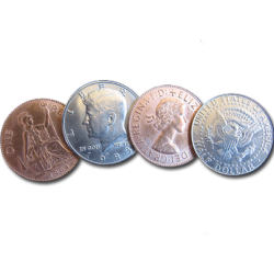 Magnetic Silver Copper - Johnson Coins