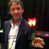 The Glowing Rose - Juan Mayoral