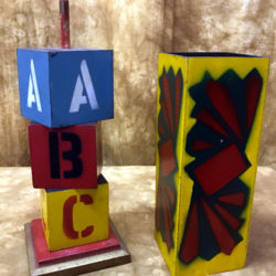 ABC Blocks - Thayer Magic