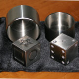 Die Cipher Stainless Stell