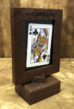 Mystic Card Frame - Louie Gaynor