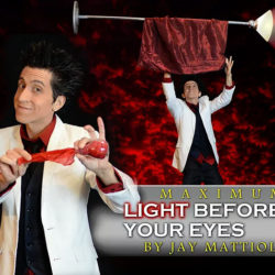 Maximum Light Before Your Eyes - Jay Mattiolli