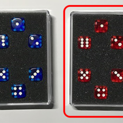 Perfect Forcing Dice - Gambler's Dice