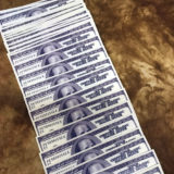Electric $100 Bills