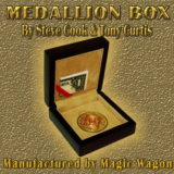 Medallion Box - Magic Wagon