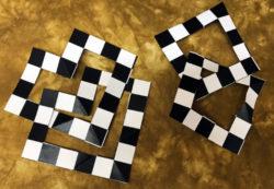 Magic Squares, Diamonds and Hearts