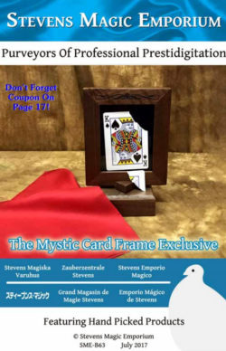 Stevens Magic PDF Catalog - July 2017