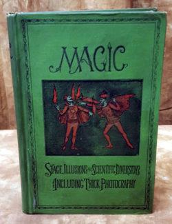 Magic Stage Illusions