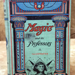 Magic and the Professors Book