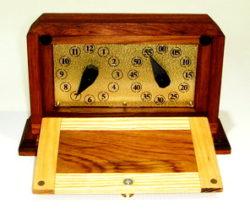 Da Vinci Clock - Magic Wagon
