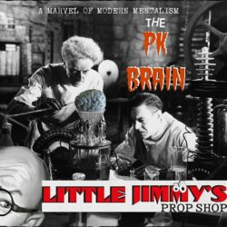 PK Brain - Little Jimmy's Prop Shop