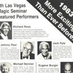 Desert Magic Seminar VI - Joe Stevens