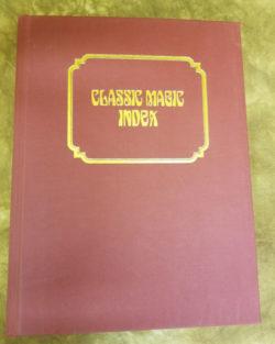 Classic Magic Index (Volume 7) – 1986 - Albo