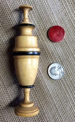 Dual Plunger Coin Vase - Circa 1930