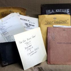 Harry Blackstone Jr Original Show Case