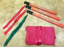 George Milward Chinese Sticks