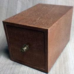 Locking Drawer Box - Owen's Magic Supreme