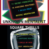 Square Skills and Thrills - Unknown Mentalist