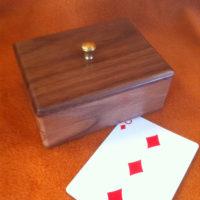 Locking Card Box