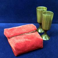 Walnut Marlin Cups