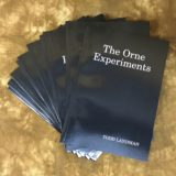 The Orme Experiment - Todd Landman