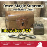 Stevens Magic PDF Catalog B-65